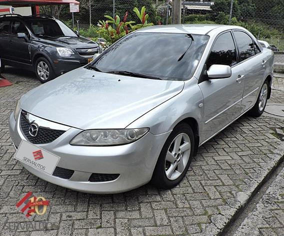 Mazda 6 Sedan Mt 2.0 2005 Fay719