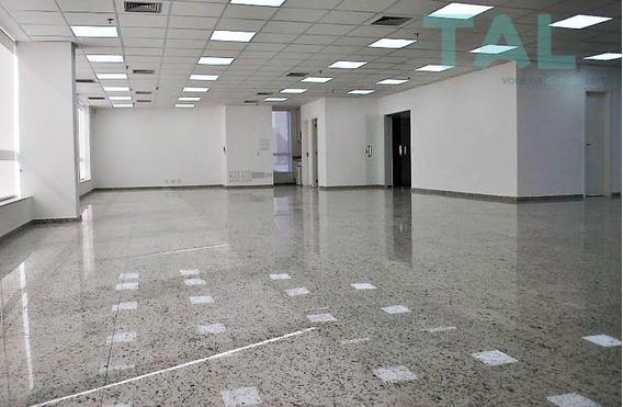 Andar Corporativo, Sala, Locação, 4 Vagas De Garagem, 170 M², Av Barão De Itapura, Jardim Guanabara, Campinas/sp. - Ac0009