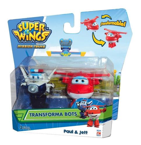 Figura Súper Wings 2 Pack Fotorama