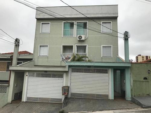 Cobertura Com 2 Dormitórios À Venda, 50 M² Por R$ 300.000,00 - Jardim Das Maravilhas - Santo André/sp - Co1826