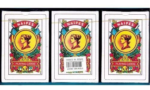 Baraja Española Baraja Española 50 Cartas Naipes Tarot Nuev