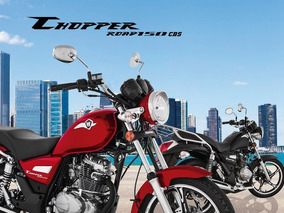 Haojue Chopper Road 150cc