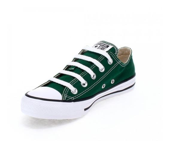 Tênis All Star Ct04200029 Verde Floresta - Original