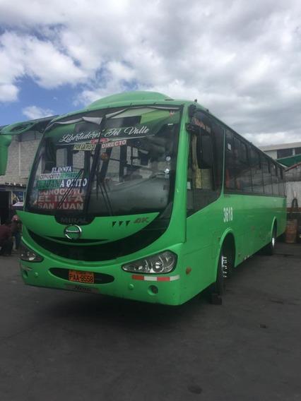 Vendo Bus Cia. Libertadores Del Valle
