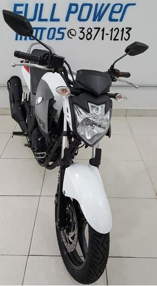 Yamaha Fazer 250 Branca 2017/2017