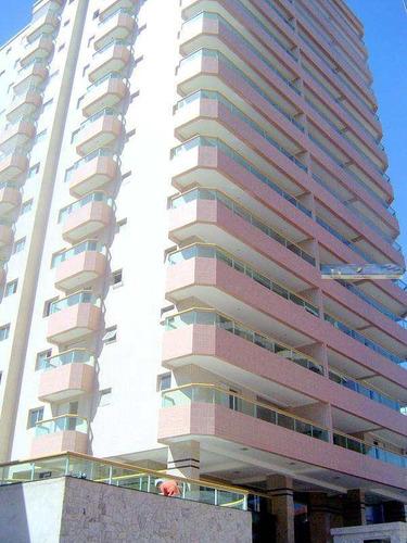 Imagem 1 de 4 de Apartamento Com 2 Dorms, Tupi, Praia Grande - R$ 320.000,00, 91m² - Codigo: 3181 - V3181