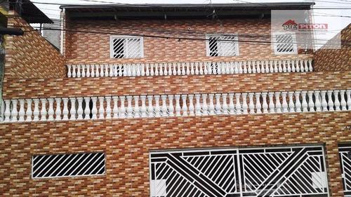 Imagem 1 de 19 de Sobrado Residencial À Venda, Vila Buenos Aires, São Paulo. - So1573
