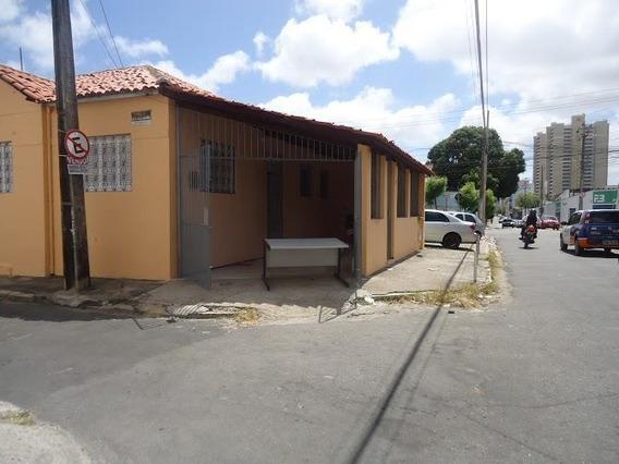 Casa Em Benfica, Fortaleza/ce De 100m² 3 Quartos Para Locação R$ 1.400,00/mes - Ca334616