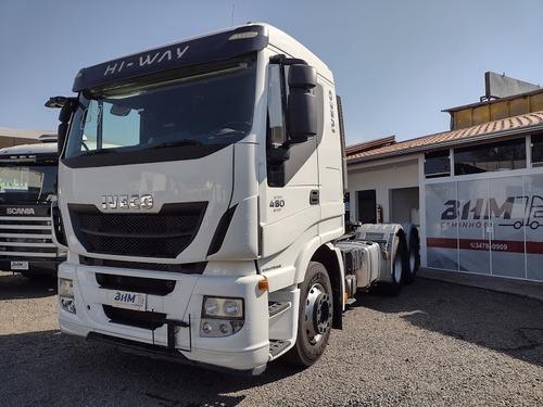 Imagem 1 de 14 de Caminhão Cavalo Truck  6x4 Baixo Km