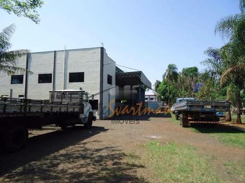 Galpão À Venda, 970 M² Por R$ 2.700.000,00 - Betel - Paulínia/sp - Ga0021