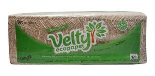 Servilleta Desechable 500 Hjs Biodegradable 100% Ecologico