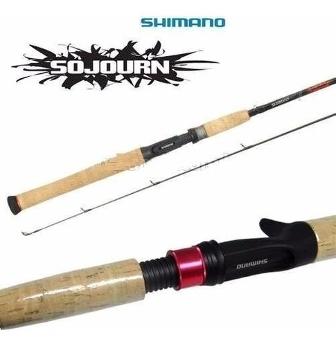 Para Bait Caña Shimano Sojourn 1.98 Mts 10-20 Lbs 2 Tramos