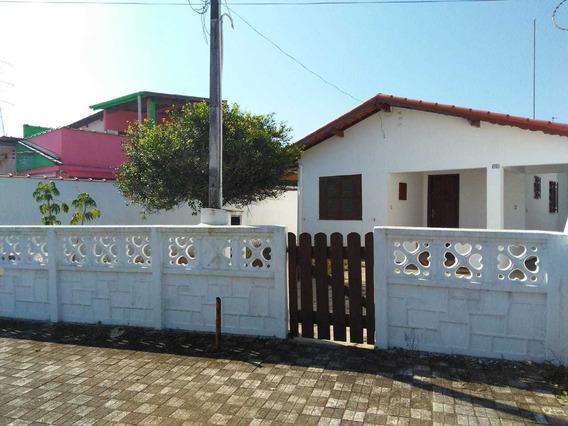 Vendo Casa Na Praia De Mongaguá, Agenor De Campos Ref: 149 E