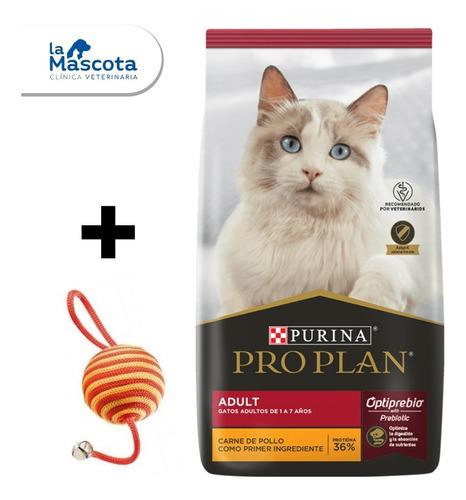 Pro Plan Gatos Adultos 7,5 Kg + Regalo. Comida Gatos
