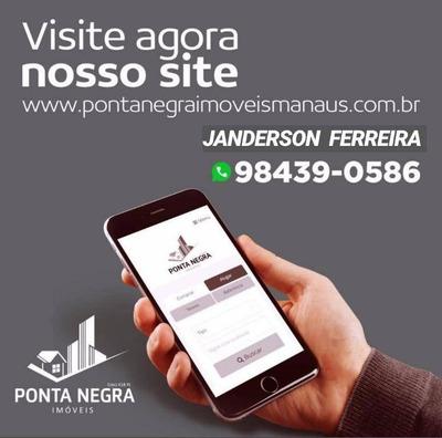 Apartamento Com 4 Dormitórios À Venda, 169 M² Por R$ 1.200.000 - Ponta Negra - Manaus/am - Ap0439