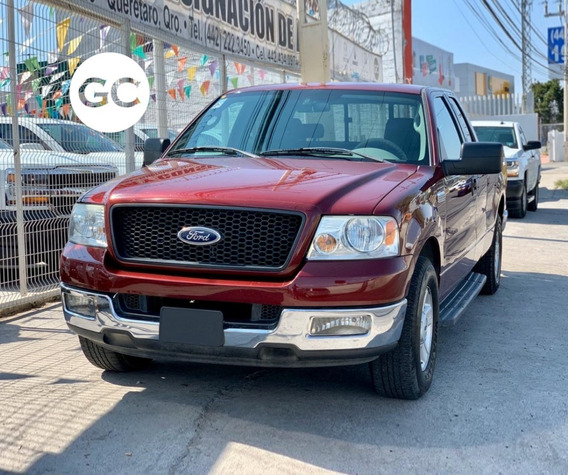 Ford Lobo 2005 5.4 Sport Super Cab 4x2 Mt