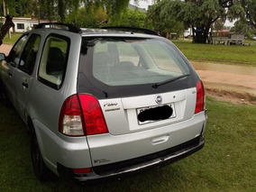Fiat Palio Weekend 1.8 Elx Aa 2005