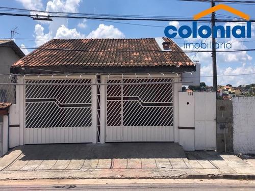 Imagem 1 de 27 de Casa Com 5 Quartos Jardim Tamoio/jundiaí - Ca01101 - 69326060