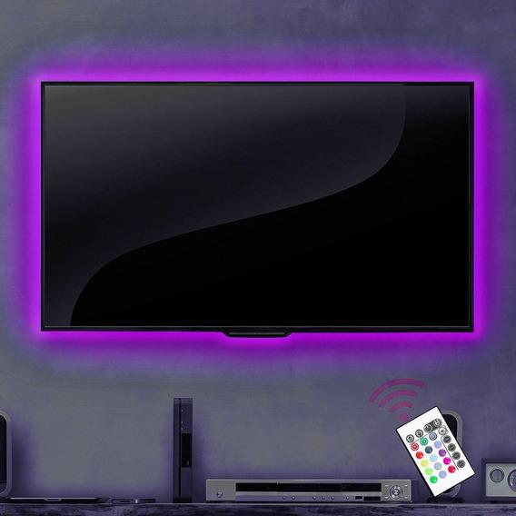 Frontec - Iluminación Para Bies De Tv, Red,blue,green,white,