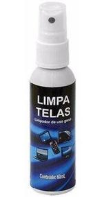 Limpa Telas Implastec 60ml (limpador Multi Uso Frasco)