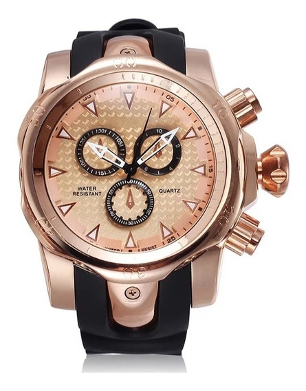 Relógio De Quartzo Para Homens Luxuoso (barato)