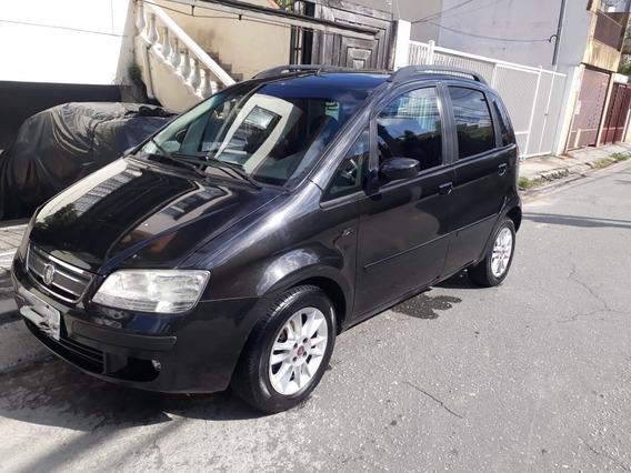 Fiat Idea 2009 1.4 Elx Completo
