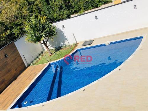 Sobrado Com 4 Dormitórios À Venda, 330 M² Por R$ 1.800.000,00 - Condomínio Residencial Vila Azul - Sorocaba/sp - So0139