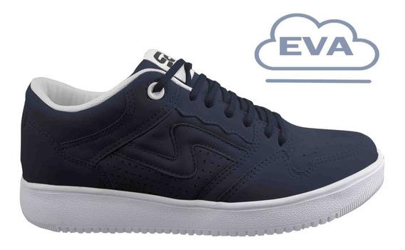Zapatillas Urbanas/skater Spiral Shoes Pow Eva 2020 Azul