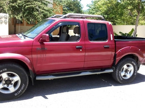 Nissan Frontier 2000 Doble Cabina