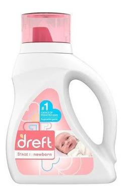 Lava Roupas Importado Dreft Baby - Estágio 1 Recém Nascido