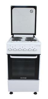 Cocina Eléctrica Con Tapa 50x60cm Horno Grill Dalton Novogar