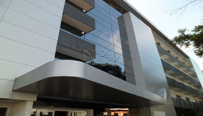 Edificio Cgh Aeroporto Offices - Salas Comerciais No Campo Belo | Npi Imoveis - V-4193