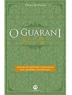 Livro Literatura Brasileira - O Guarani