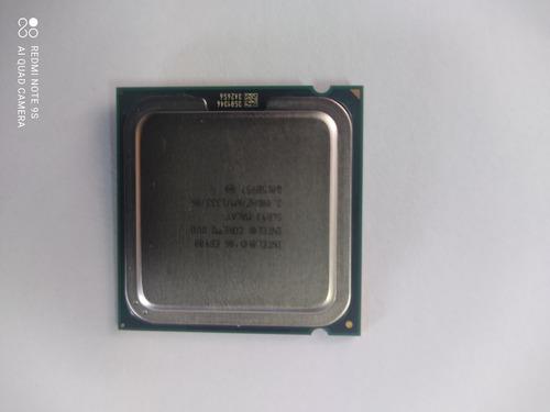 Imagem 1 de 10 de Processador Intel Core 2 Duo E8400 - 3ghz  - Usado