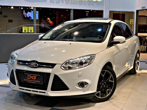 Ford Focus 2.0n At 2014 81.000km Blanco