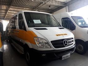 Mercedes-benz Sprinter Van 2.2 Cdi 415 Teto Baixo 5p 2015