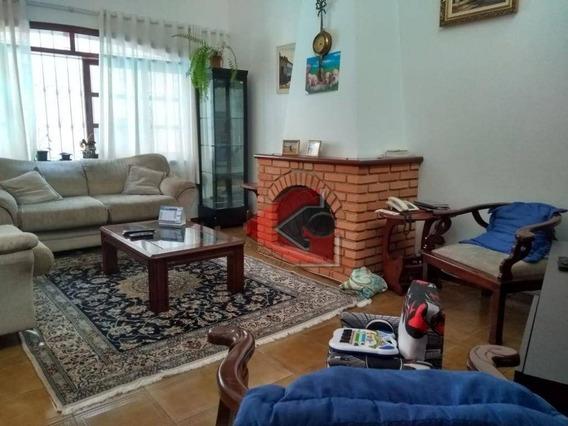 Sobrado Com 3 Dormitórios À Venda, 269 M² Por R$ 1.200.000,00 - Jardim Do Mar - São Bernardo Do Campo/sp - So0946