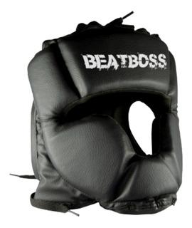 Cabezal Boxeo Cerrado Kick Mma Universal Beatboss A005c