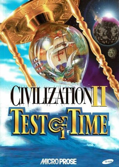Civilization Ii - 2 Test Of Time Pc Digital