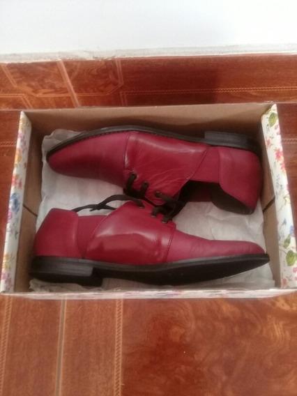 Zapato Abotinado Xl