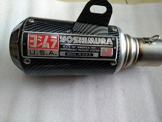 Escape Deportivo Corto Moto Yamaha R6 Pulsar Fz Ns Italika