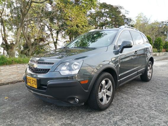 Chevrolet Captiva 2400cc 17200kms