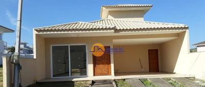 Casa Residencial À Venda, Vale Dos Cristais, Macaé. - Ca1535