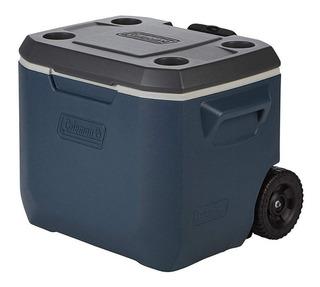 Caixa Térmica C/rodas 50 Qt Xtreme 47,3lt Coleman - Eua
