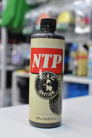 Toxic Shine Ntp Acondicionador Cubiertas Base Acuosa 600cc