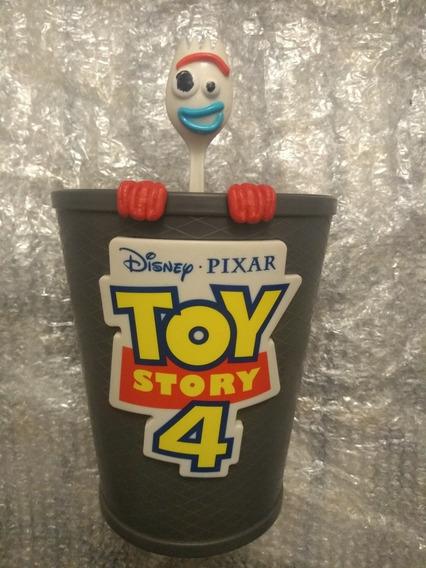 Palomera Forky Cinemex Toy Story 4 Con Detalle