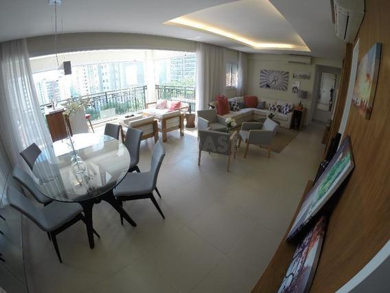 Apartamento Residencial À Venda, Portal Do Morumbi, São Paulo. - Ap1833