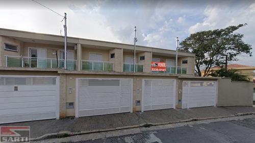 Imagem 1 de 15 de Sobrado Novo , 2 Suítes , 02 Vagas De Garagem - Bairro Do Limão - St18979