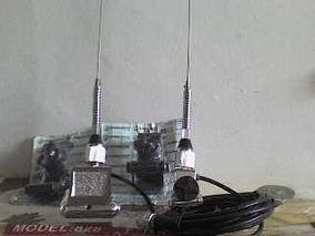 Antenas Voyager Vhf Movel Para Carro 1/4 De Onda
