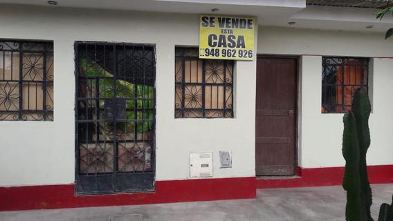 Casa En Venta Villa El Salvador